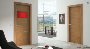 Portes intérieures, ixia, MCA inženiring