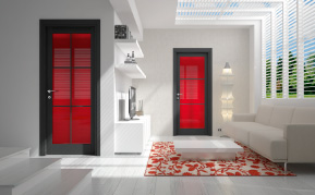 Portes intérieures, vanity, MCA inženiring
