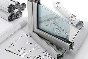Fenêtres en aluminium, MCA inženiring