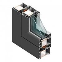 Profils 85 mm PVC, MCA inženiring