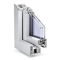 Profils 88 mm ALU trocal, MCA inženiring